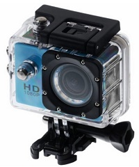 Qumox SJ4000 als GoPro alternative